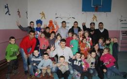 Волонтеры — студенты ВНМУ им. М.И. Пирогова