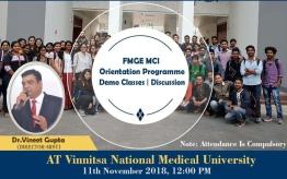 VNMU STARTS MCI COACHING