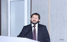 Visita de la Delegacion de Ecuador a la Universidad