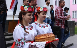 Визит культурного Атташе посольства Республики Ирак в Украине