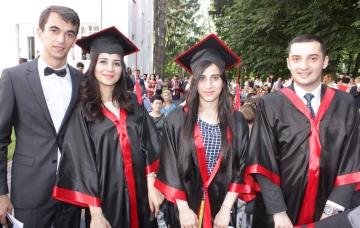 Les diplômés – 2016