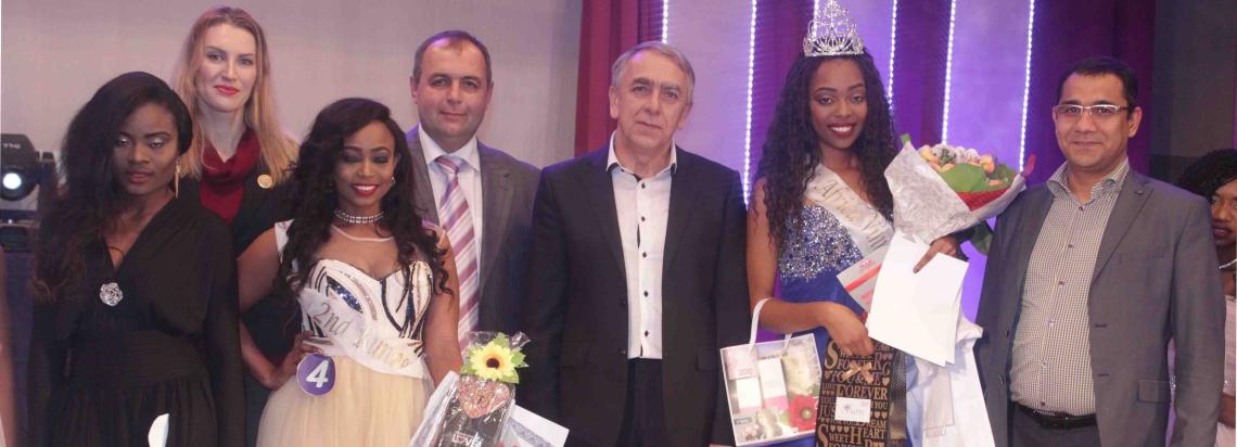 Фестиваль-конкурс Мисс Африка — 2016
