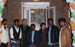 С осени 2015 года в Виннице открыт ресторан индийской кухни — ВНМУ