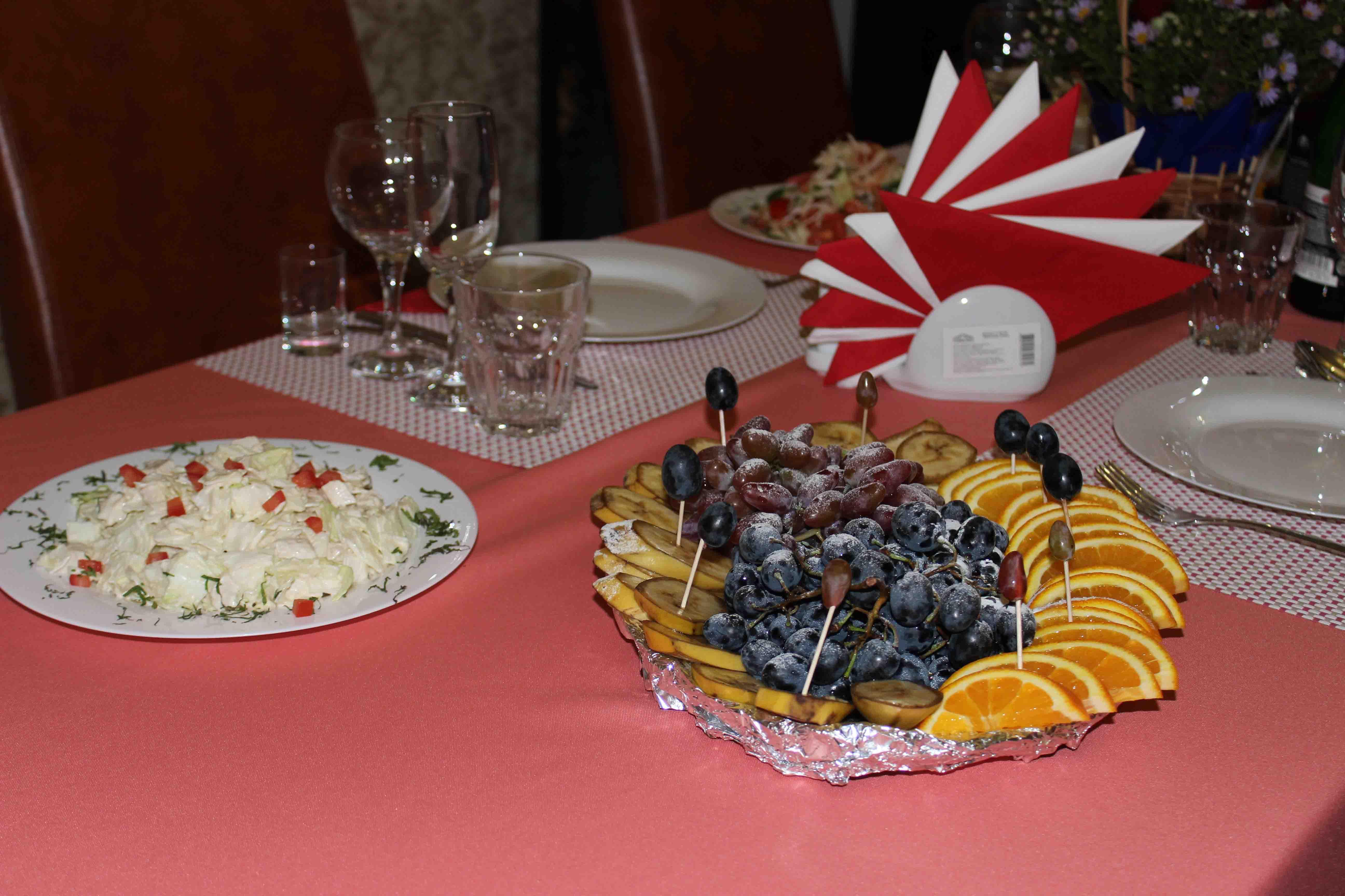From fall 2015 Indian Restaurant in Vinnytsya
