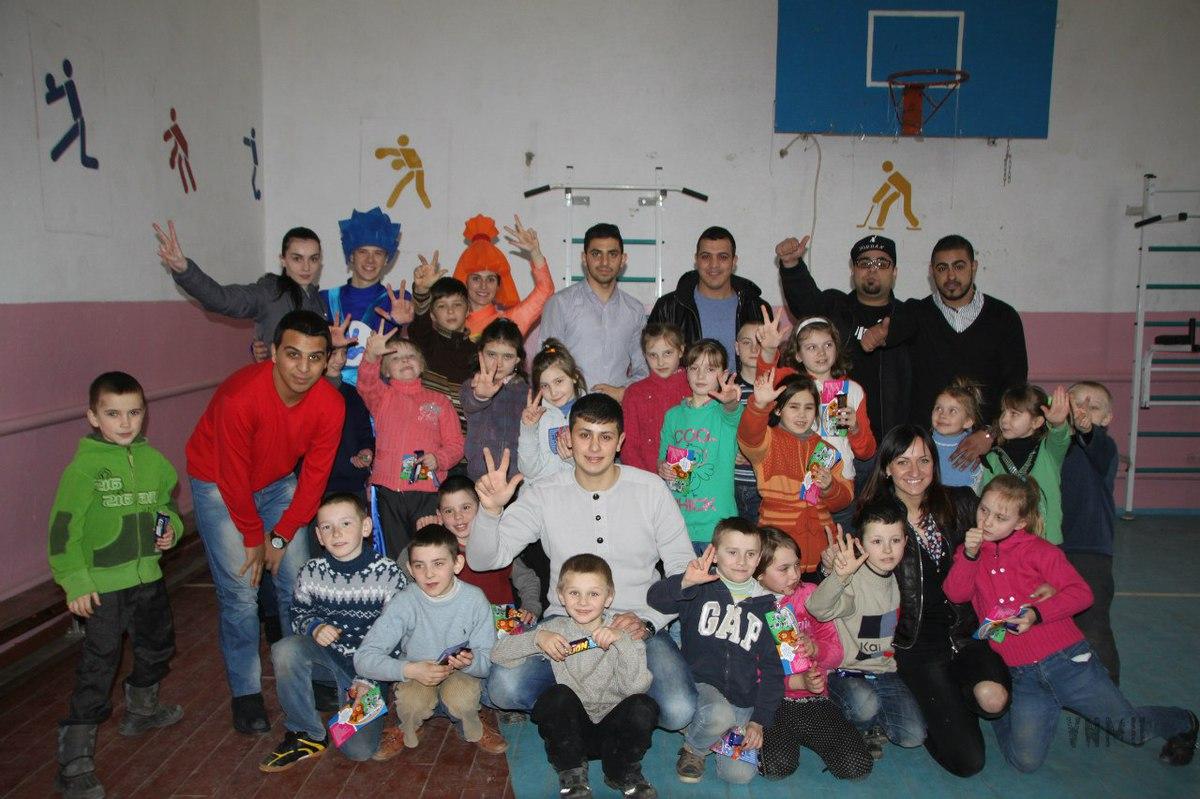 Волонтеры – студенты ВНМУ им. М.И. Пирогова