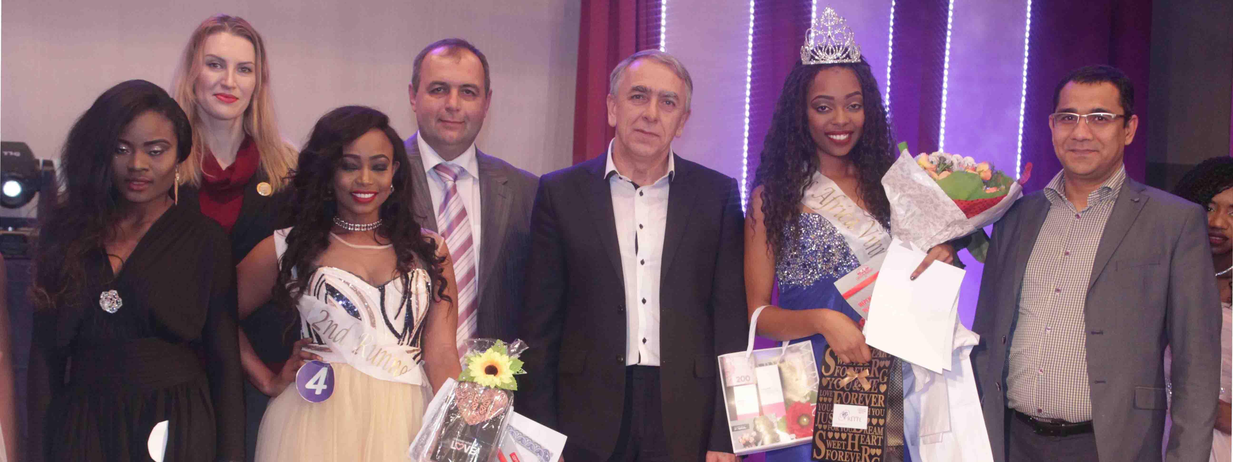 Фестиваль-конкурс Мисс Африка – 2016