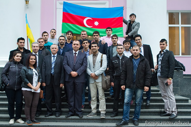 Visit of the delegation of the Embassy of Azerbaijan in Ukraine